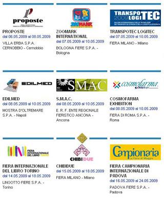 Fiera Erba Calendario.Aefi Associazione Esposizioni E Fiere Italiane